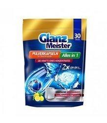 GlanzMeister Alles in1 kapsułki do zmywarki 30szt. proszkowe