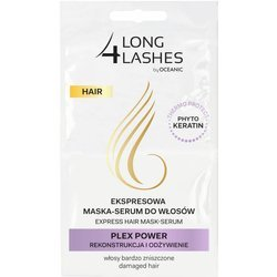 LONG4LASHES Maska serum do włosów PLEX POWER