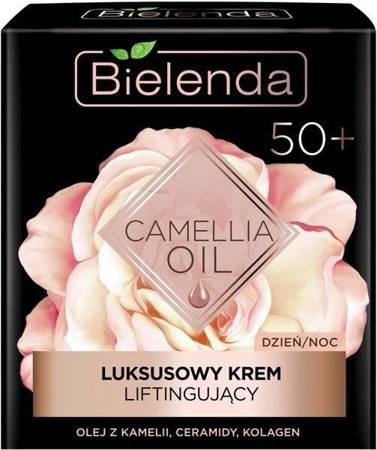 Bielenda Camellia Oil 50+ Krem liftingujący dzień/noc 50ml