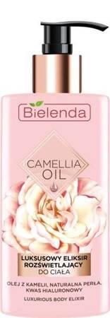 Bielenda Camellia Oil Eliksir rozświetlający do ciała 150ml
