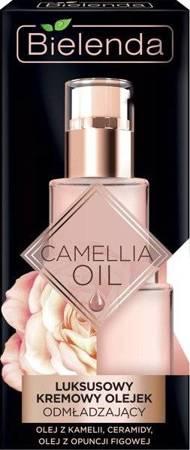 Bielenda Camellia Oil Olejek odmładzający 15ml