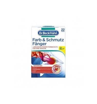 Dr Beckmann chusteczki wyłapujące kolor Farb&Schmutz 22W