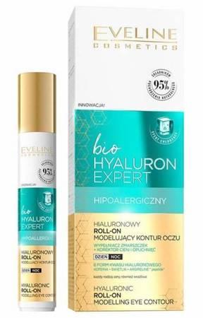 Eveline Bio Hyaluron Expert Roll-on żel pod oczy 15ml