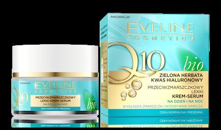 Eveline Bio Q10 Przeciwzmarszczkowy Krem dzień/noc 50ml