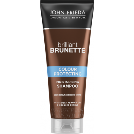 John Frieda Brilliant Brunette Szampon do włosów ciemnych 250ml