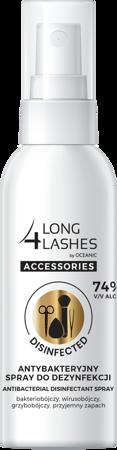 LONG4LASHES Antybakteryjny spray do dezynfekcji 50ml