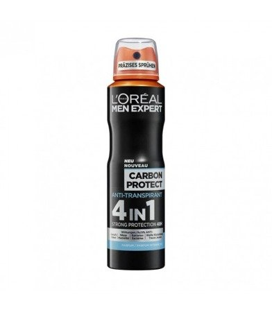 L'Oreal Men Expert Deospray 4in1 Carbon Protect 150 ml