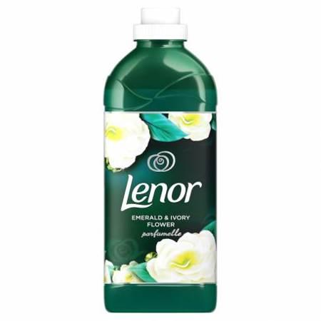 Lenor Emerald & Ivory Flower Płyn do płukania tkanin 1,42L