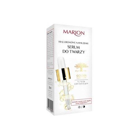 Marion Hialuronowe nawilżenie - serum do twarzy