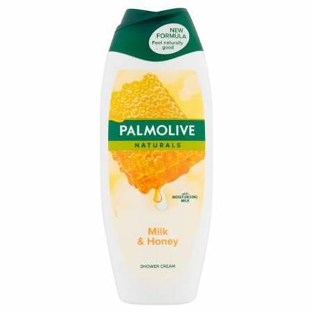 Palmolive Naturals Milk&Honey Kremowy żel pod prysznic 500ml
