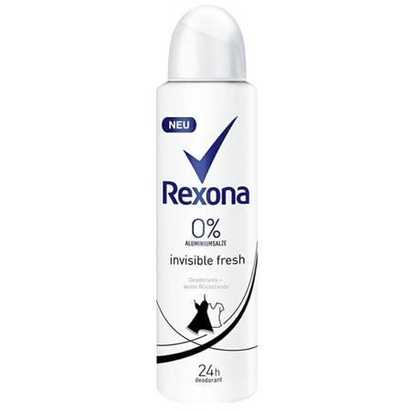 Rexona Woman Invisible Fresh Deo Spray 150ml